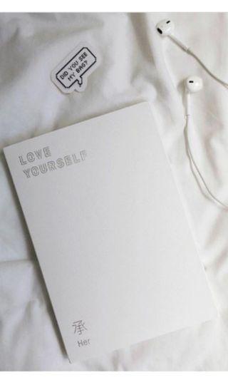 Album BTS love your self