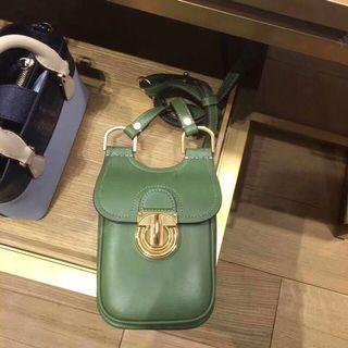 Tory Burch James phone case saddle crossbody handbag shoulder bag  袋