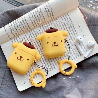 Sanrio Pudding Dog Apple Airpods / Airpods 2 Earphone casing