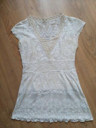 NEXT lace top