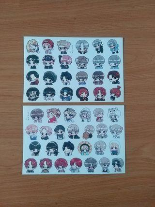 [WTS] dadachaun baekhyun stickers