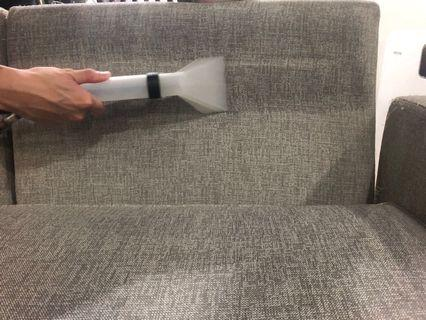 Sofa Extraction Cleaning