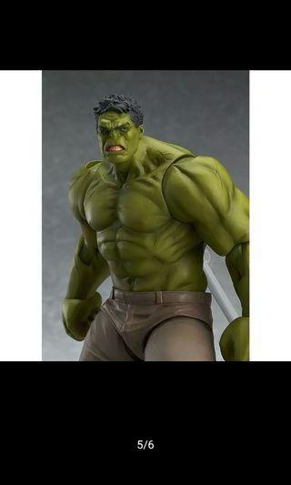 Marvel Avengers 3 Infinity War Hulk Super Hero PVC Action Figure Toys
