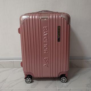 "💎Pink Cabin Spinner Luggage 20"" Inch"