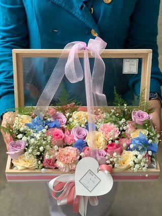 🚚 Patel wooden box