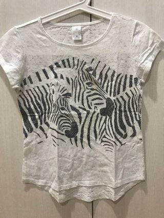 Target zebra t size 12