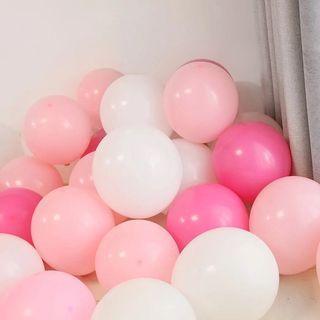 2.2g Sweet Pink Balloon