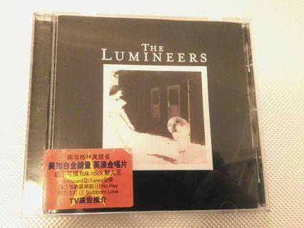 格林美提名 The Lumineers CD