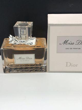 Original Dior , Miss Dior EDP 100 ml new RRP $240