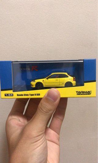Tarmac Works Honda Civic EK9