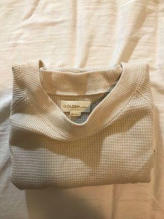 Aritzia Andrews Thermal Sweater (XXS)