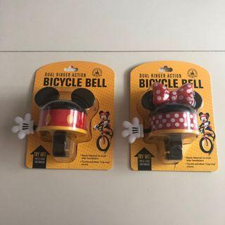 Children bicycle bell - Mickey & Minnie