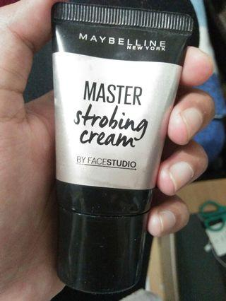 #BAPAU Maybelline master strobbing cream (pink)