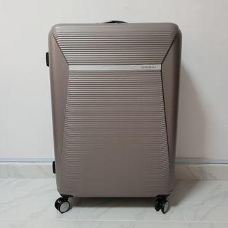 "💎Samsonite Enwrap Spinner 28"" Inch Luggage Matte Latte"