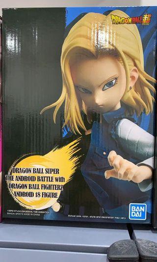 龍珠 海外版一番賞 人造人18號