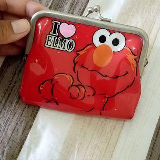 #BAPAU Elmo coin pouch
