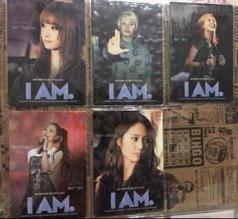 f(x) I AM Official Photocard