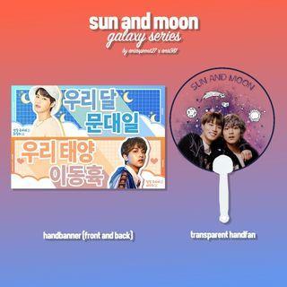 NCT 127 Haechan and Taeil 🌙☀️ Fankit
