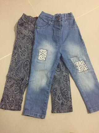 Jeans for baby girl 12 months