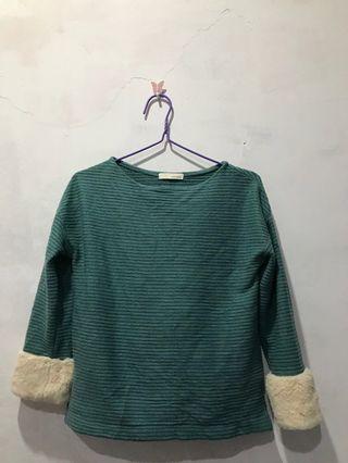 #KLSENTRAL Green top