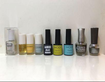 指甲油 nail polish