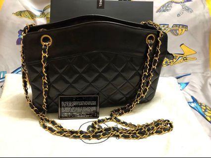 🚚 香奈兒,老香,Chanel側背包(降價)