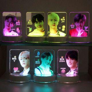 BTS NIGHT LAMP ❤PREORDER❤
