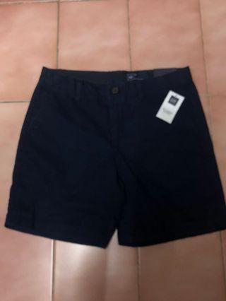 Gap藍色短褲