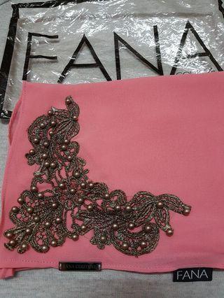 Shawl Fana Couture #GayaRaya