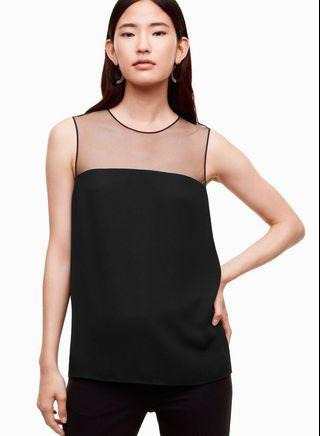 Babaton Lionel Blouse in Black