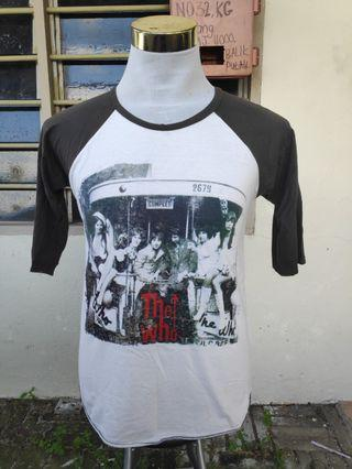 Band The Who 3quarter