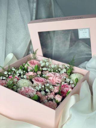 🚚 Fresh flower box