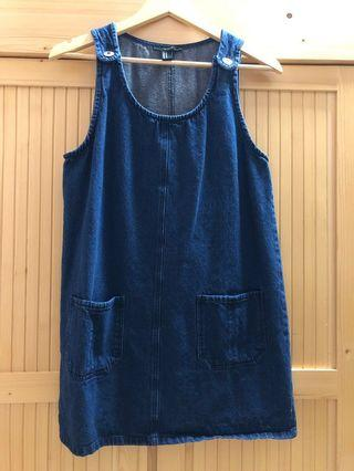 Forever21 Denim Dress