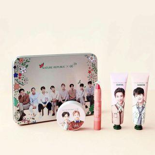 EXO ❤NATURE REPUBLIC SET❤