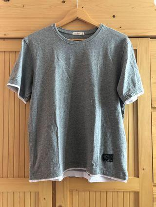 Simple Grey T-shirt