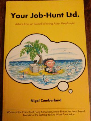 Your Job Hunt Ltd. Nigel Cumberland Book