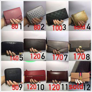 Wallet / long wallet / short wallet / purse