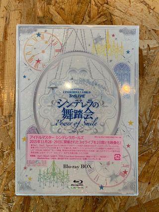 偶像大師 IDOLMASTER IDOLM@STER Cinderella Girls 3rd Live Blu-ray box 全新 CO002