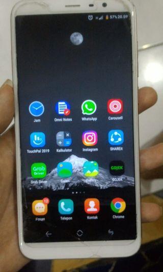 Handphone China Mobile mirip Xiaomi 3/32