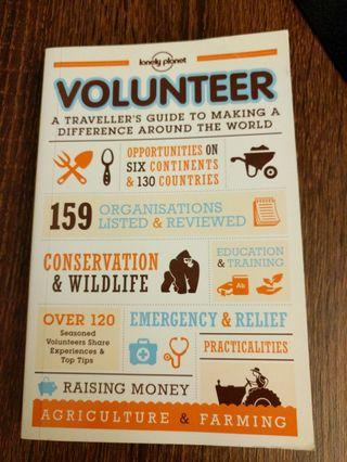 Lonely Planet Volunteer Guide Book
