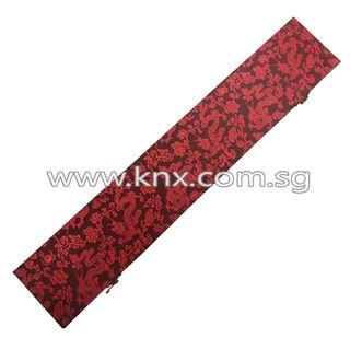 In Stock – MIS 0142S – Red Plywood Tanto Case