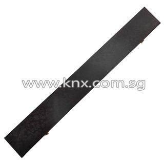 In Stock – MIS 0143M – Black Plywood Wakizashi Case