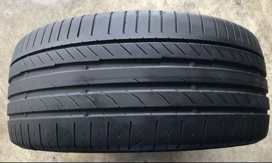 245/45/17 Continental CSC5 Tyres On Offer Sale