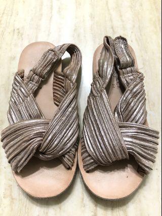 Zara girl sandal