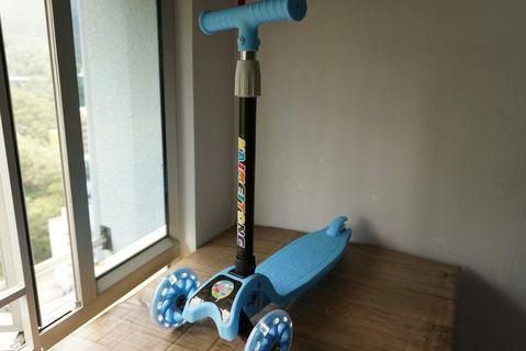 兒童滑板車 kid scooter