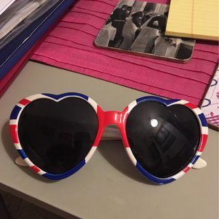 Union Jack sunglasses
