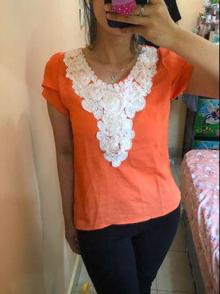 Top Bordir Flower Bangkok