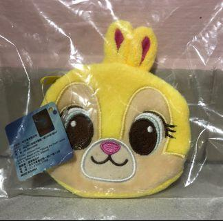 Missy Bunny Coin Pouch (Disney tag)