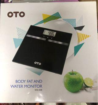 OTO 水份測脂磅