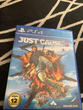 Just Cause 3 BD PS4